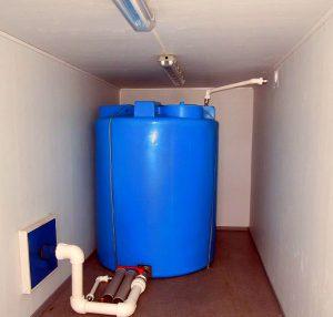 контейнер водоснабжение